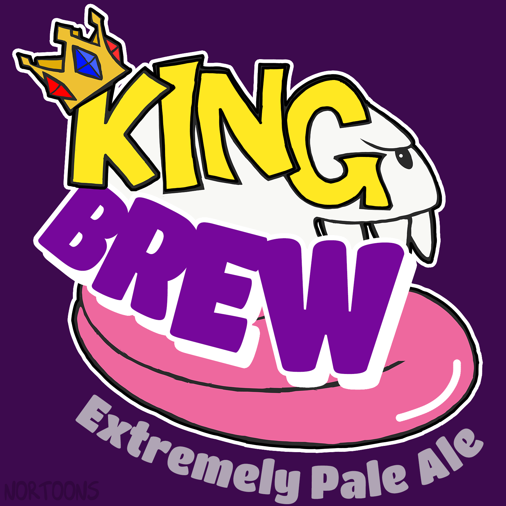 King Brew Extremely Pale Ale