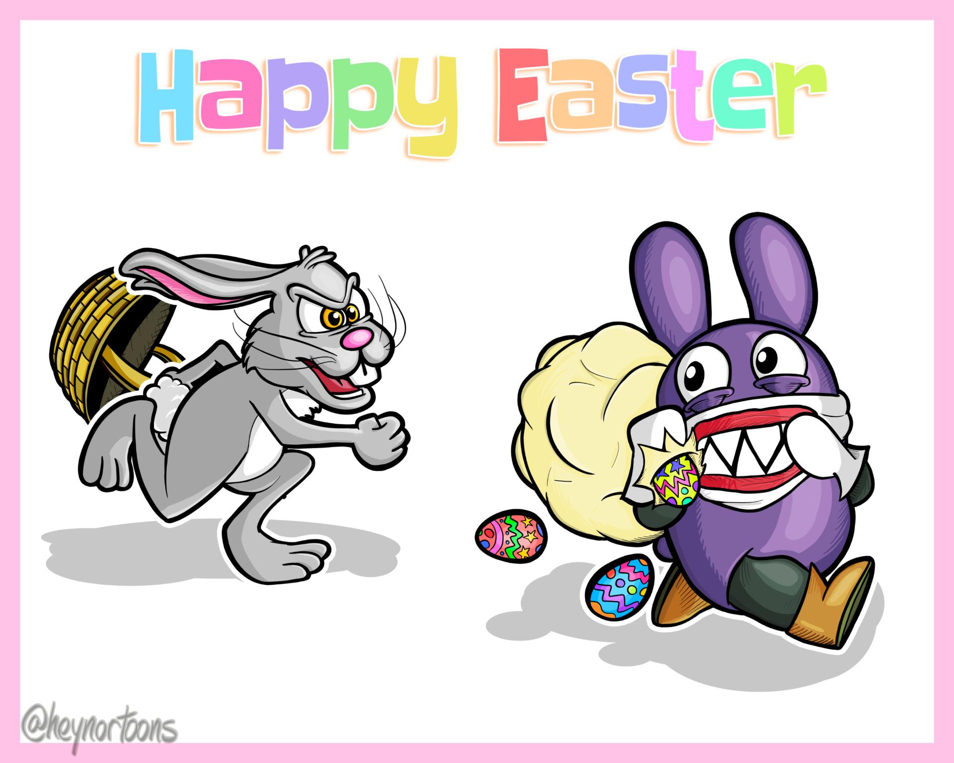 Nabbit: Happy Easter